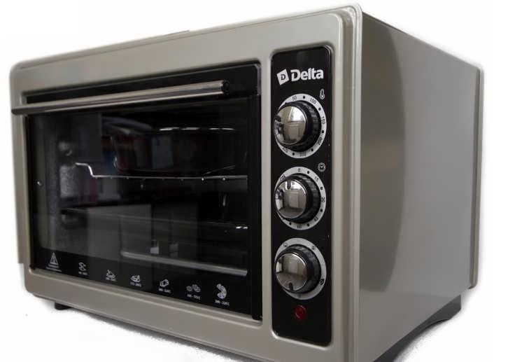 духовка для выпечки Delta D-024