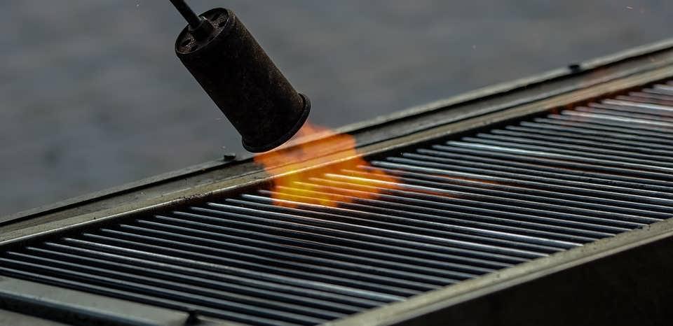 Жаростойкая краска по металлу для мангала