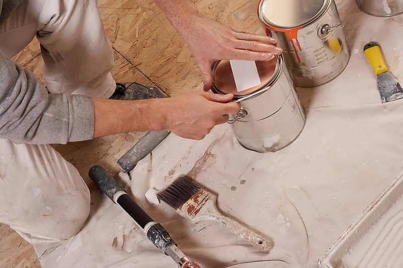 Чем покрасить печь из кирпича