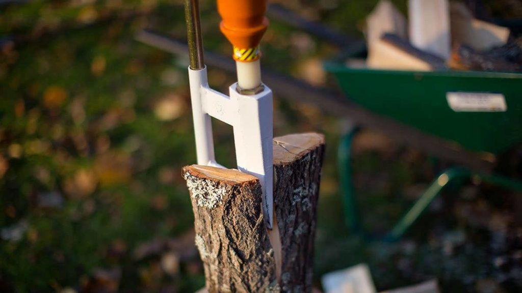 Устройство для колки дров
