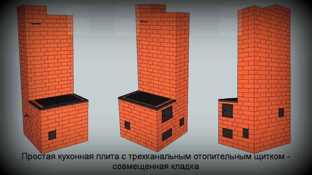 Проекты русских печей