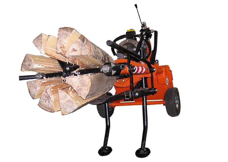 Колоть дрова приспособление