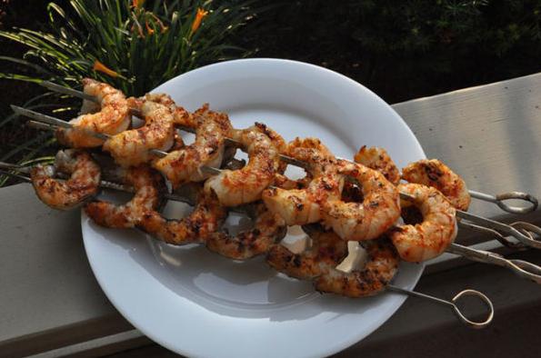 маринованные креветки рецепт