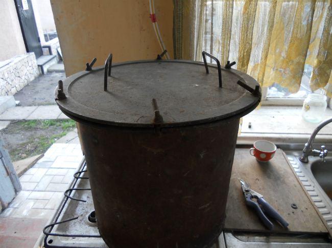 как закоптить сало горячего копчения