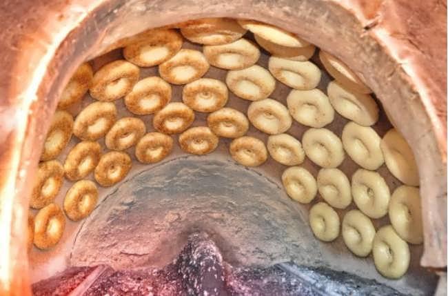 калорийность лепешки из тандыра
