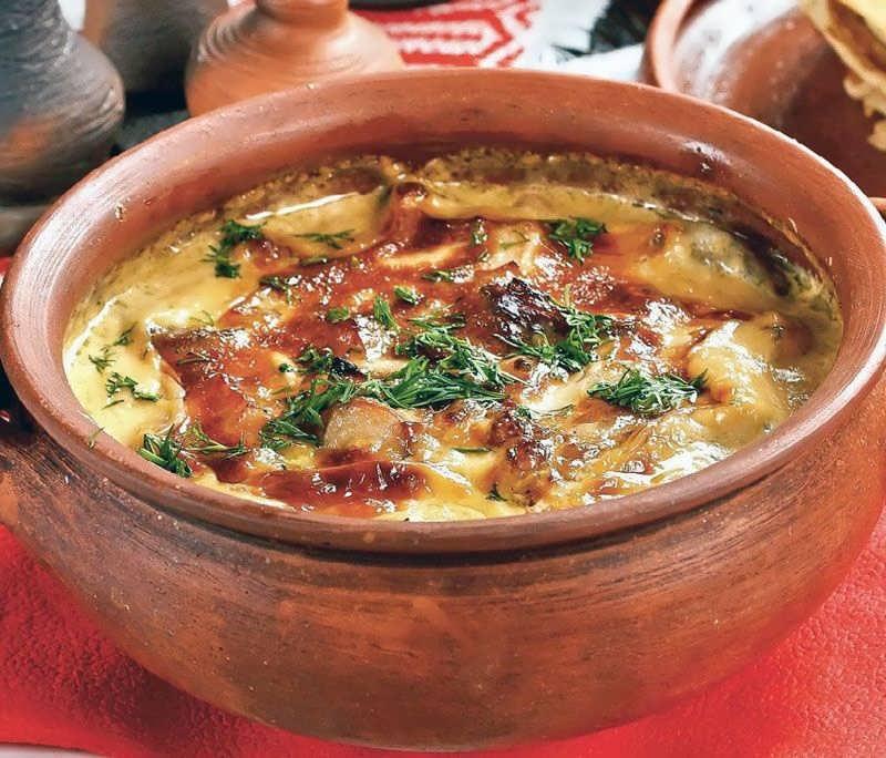 блюда в тандыре рецепты с фото