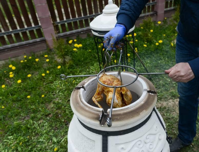 мясо в тандыре рецепты