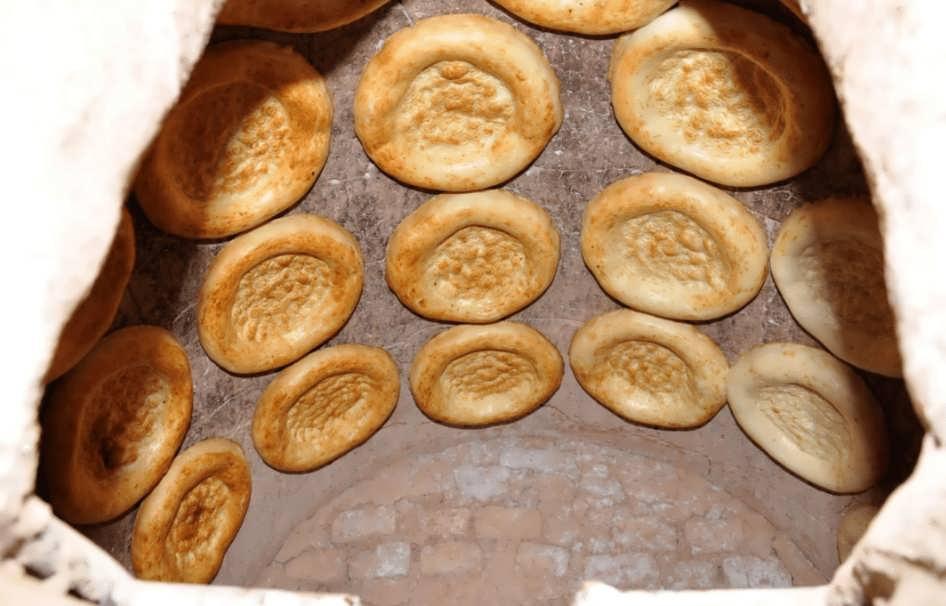 рецепт тандырной лепешки