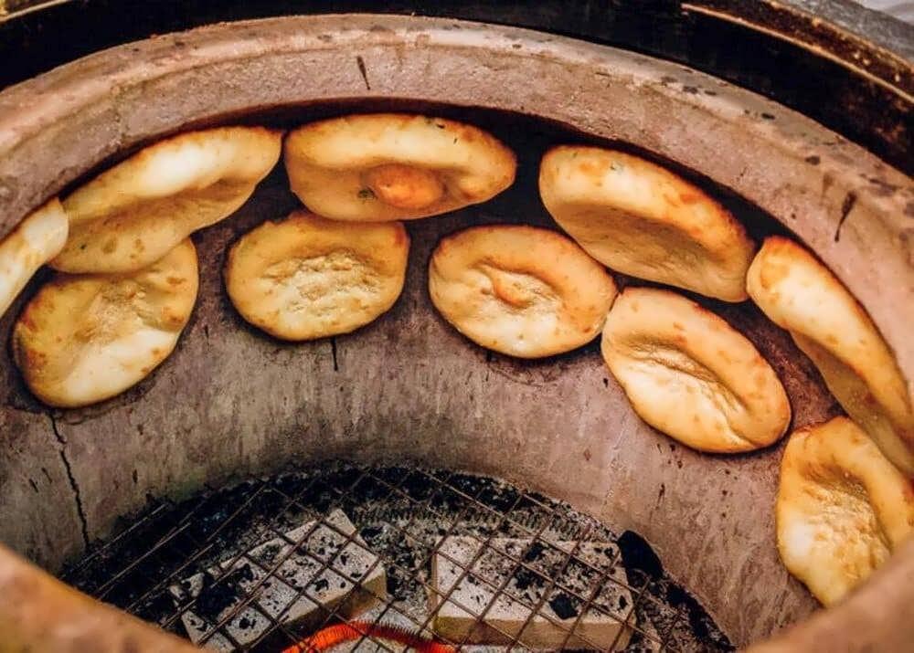 рецепт лепешки в тандыре