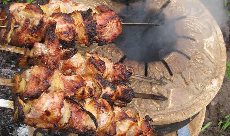 блюда из тандыра