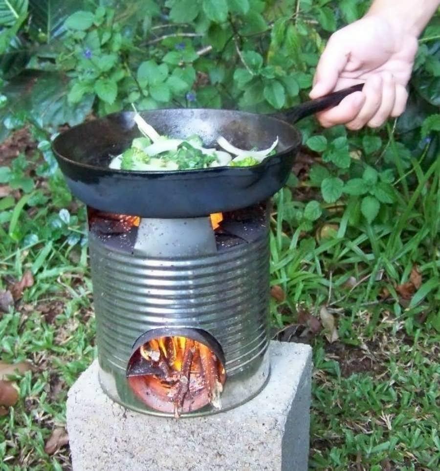мини печка для палатки