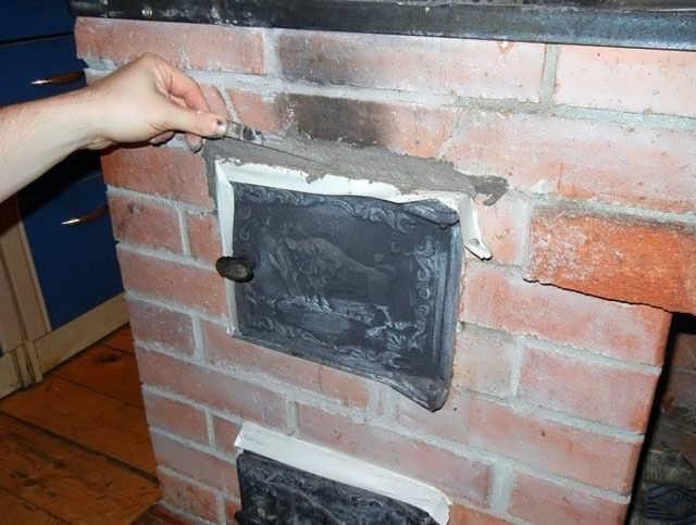 дымит печка в доме что делать