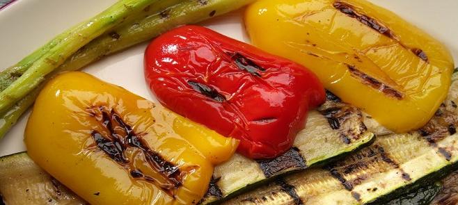 овощи на мангале рецепты с фото