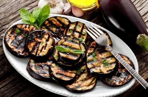 как жарить овощи на мангале