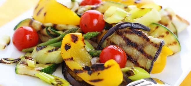 овощи на гриле рецепты на мангале